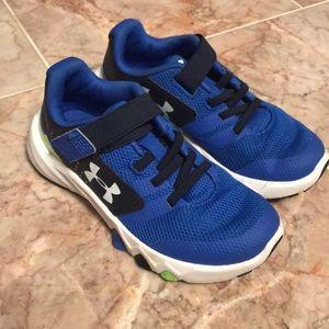 Kids Under Armour Tennis Shoes